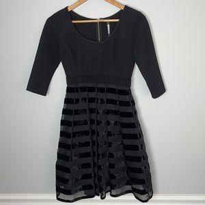 Plenty by Tracy Reese Black Dress 0